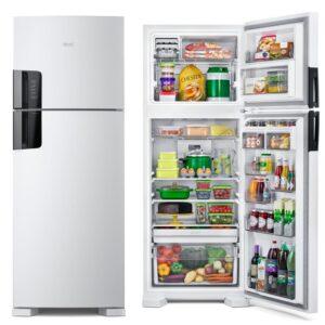 Geladeira/Refrigerador Consul Frost Free – Duplex Branco 450L CRM56HB – 110v/220v