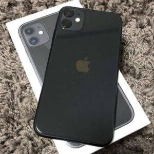 "iPhone 11 Apple 64GB Preto 6,1"" 12MP iOS"