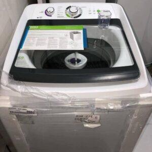 Lavadora de Roupas Consul CWH12 ABANA – 12kg Cesto Inox 16 Programas de Lavagem – 110v