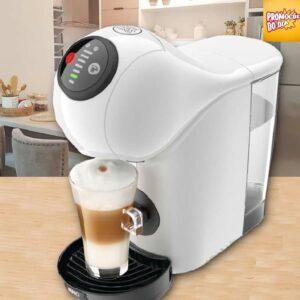 Cafeteira Expresso Arno Nescafé Dolce Gusto – Genio S Basic de Cápsula 15 Bar Branco – 110v/220v