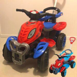 Quadriciclo Infantil a Pedal 3113 – Maral