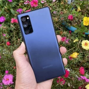 "Smartphone Samsung Galaxy S20 FE 128GB Cloud – Lavender 6GB RAM 6,5"" Câm. Tripla + Selfie 32MP"