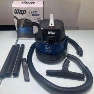 Aspirador de Pó e Água Wap 1400W GTW Bagless Azu...