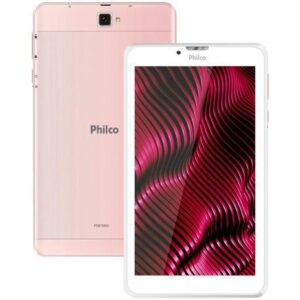 """Tablet Philco PTB7SRG 7"""" Wi-Fi 16GB Android 9 &#..."""