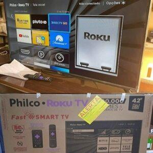 Smart Tv Philco 42″ Roku Led Full Hd –...