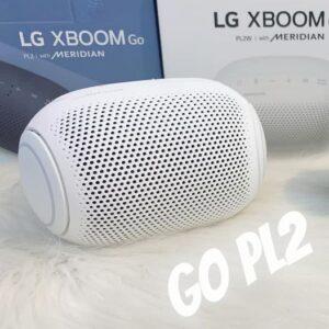 Caixa de Som LG XBoom Go PL2W Bluetooth Portátil ...