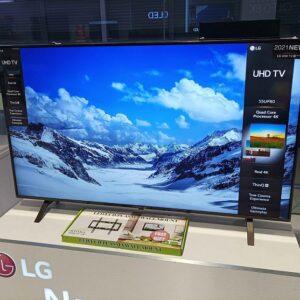 Smart TV LED 55″ 4K UHD LG 3 HDMI, 2 USB, Wi...
