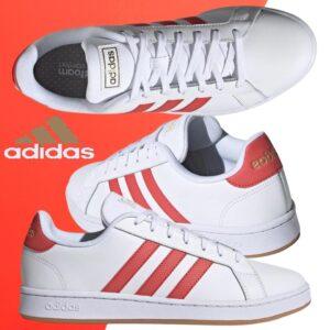 Tênis Adidas Grand Court Masculino – Num. 3...