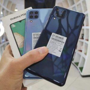 Smartphone Samsung Galaxy M32 128GB Preto – ...