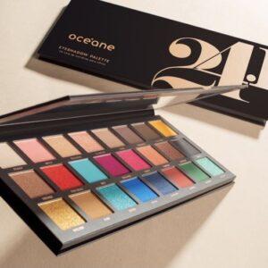 Paleta de Sombras Océane 24.1 Eyeshadow Palette