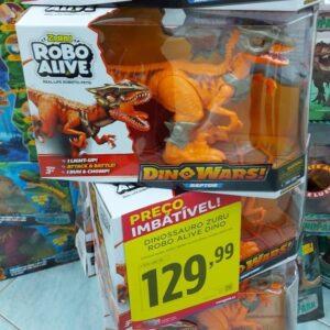Dinossauro Zuru Robo Alive Dino Wars Raptor &#8211...