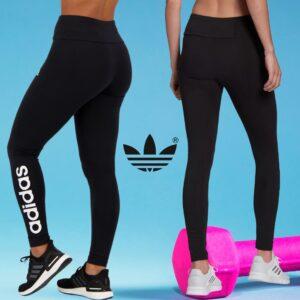 Calça Legging Adidas Linear Feminina – Tam. M/G/GG