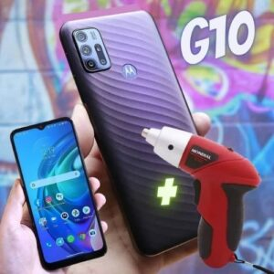 Smartphone Motorola Moto G10 64GB Cinza Aurora &#8...