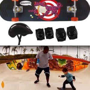 Skate Sapo Mor com Acessórios