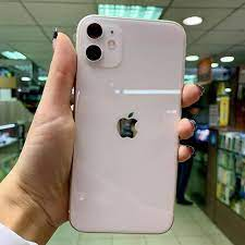 """iPhone 11 Apple 64GB branco, Tela de 6,1"""", Câme..."""