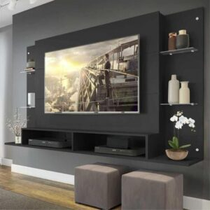 Painel Nairóbi Multimóveis para TV de até 60 Po...