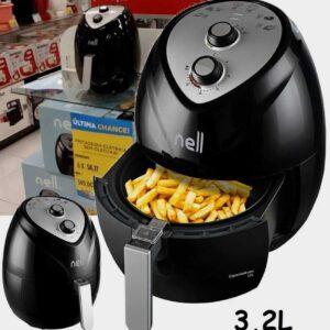 Fritadeira Elétrica sem Óleo/Air Fryer Nell Fit – Pr...