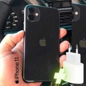 """iPhone 11 Apple 128GB Preto 6,1"""" 12MP – iO..."""