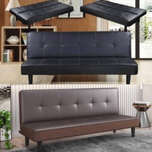 Sofá-cama 3 Lugares Reclinável SFC-PR2