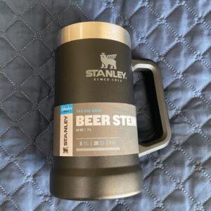 Stanley Adventure Big Grip preto fosco, 680 g / 0,...
